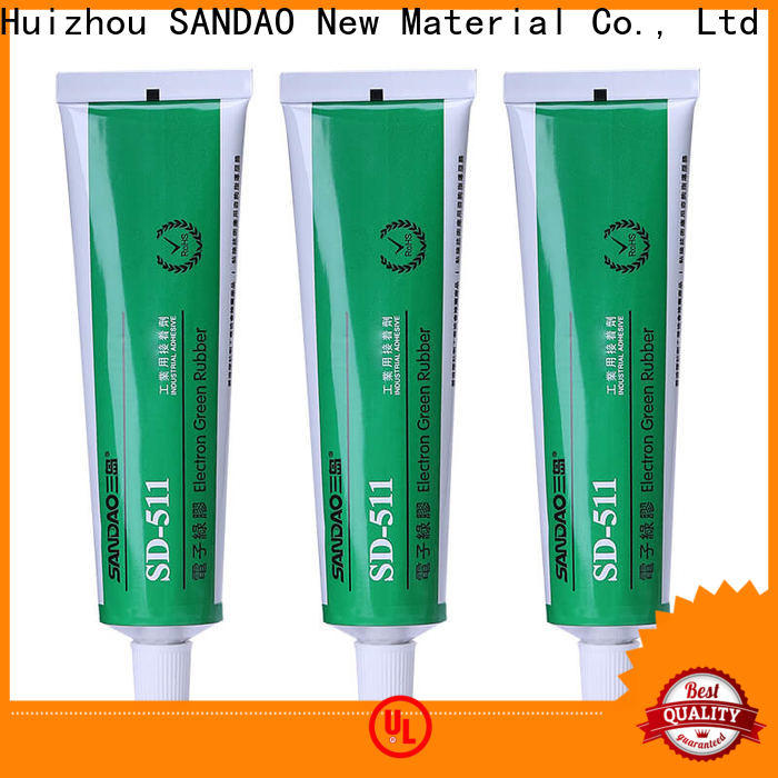 SANDAO stable lock tight glue widely-use for electronic products
