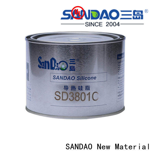 SANDAO One-component RTV silicone rubber TDS supply for diode