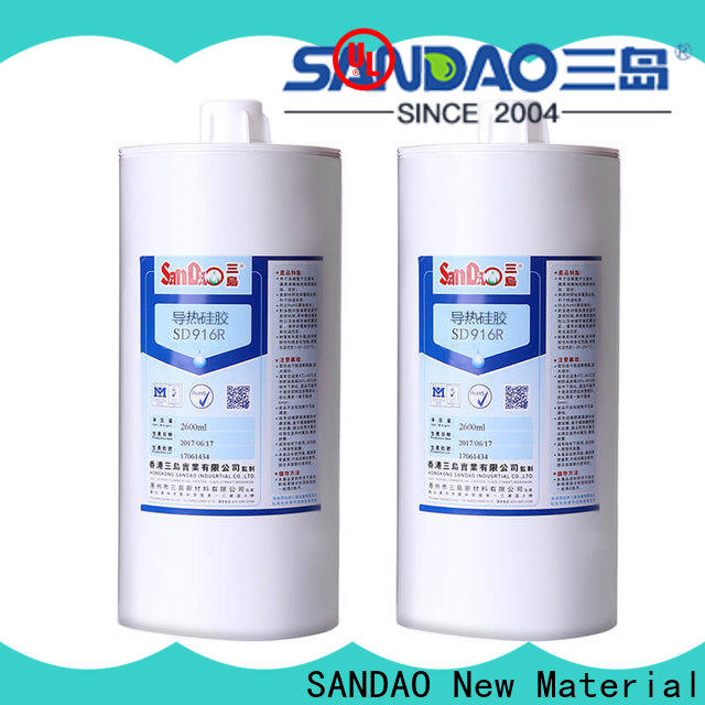 SANDAO rtv silicone rubber producer for diode