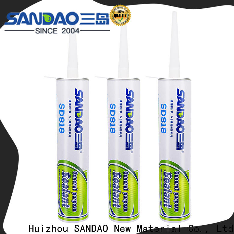 SANDAO antibacterial MS adhesive series  manufacturer for electrical products