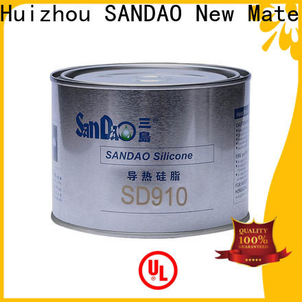 SANDAO temperature Thermal conductive material TDS bulk production for Semiconductor refrigeration