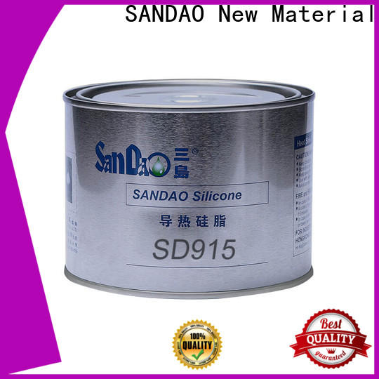 SANDAO Thermal conductive material TDS free design for Semiconductor refrigeration