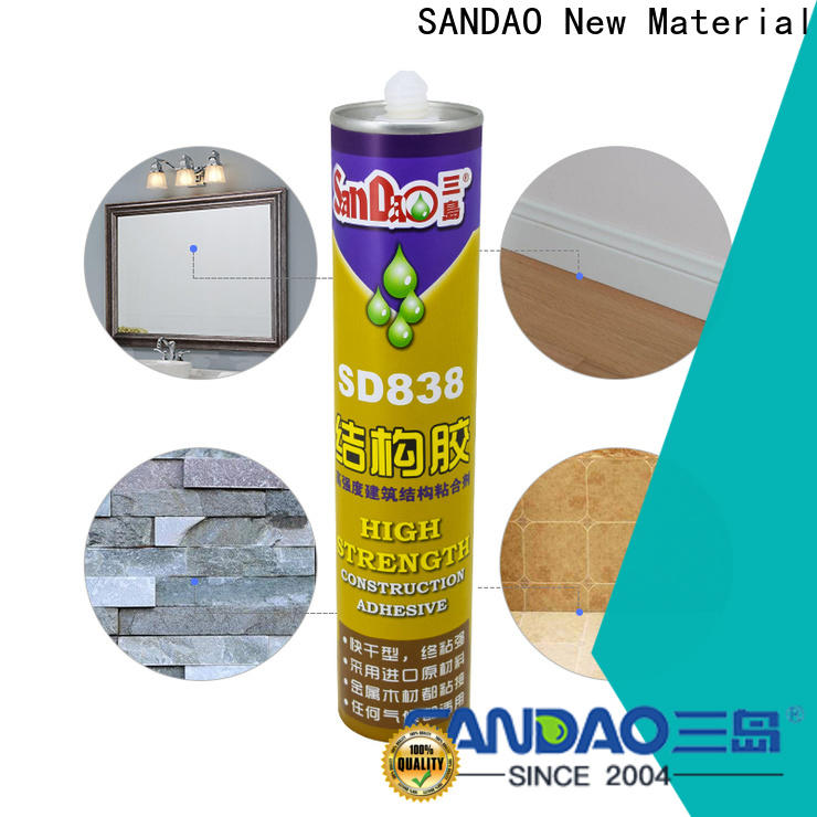 high-quality modified silane nail free adhesive adhesive vendor for fixing products