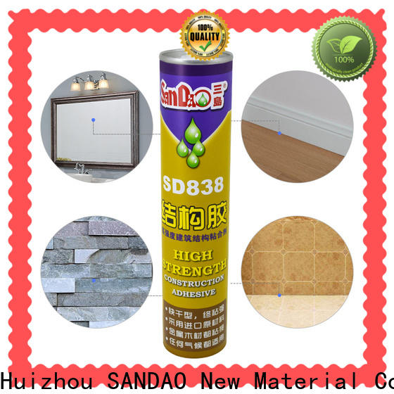 SANDAO nailfree ms adhesive from China for electrical products