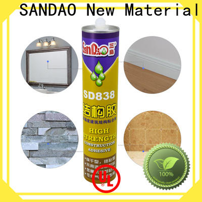 SANDAO allpurpose ms adhesive factory for electronic products