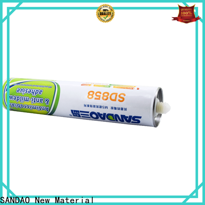 SANDAO MS adhesive series producer for screws