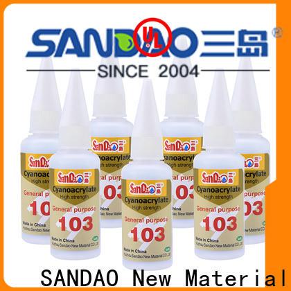 SANDAO rubber glue company