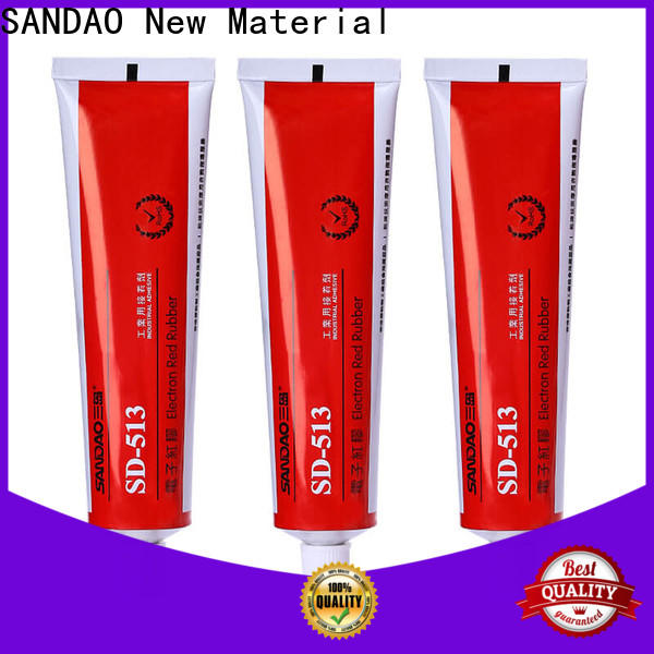 SANDAO screw anaerobic rtv sealant widely-use for electrical products