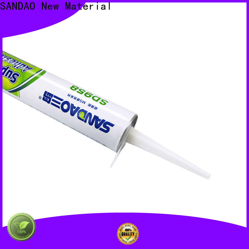 SANDAO antibacterial MS adhesive series factory for fixing products