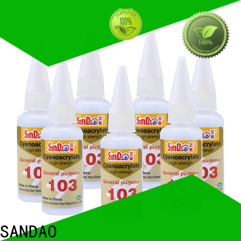 instant glass glue manufacturers