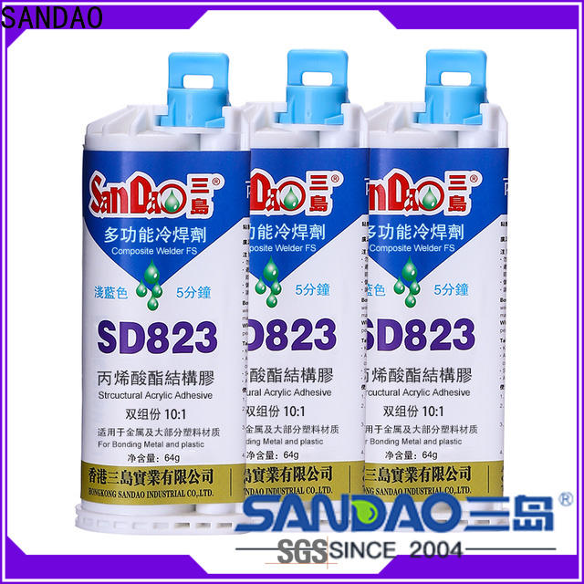 SANDAO comfortable 2 part epoxy adhesive for business for induction cooker