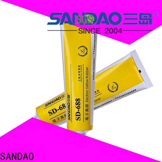 SANDAO gel One-component RTV silicone rubber TDS long-term-use for substrate