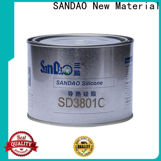 SANDAO waterproof One-component RTV silicone rubber TDS long-term-use for electronic products