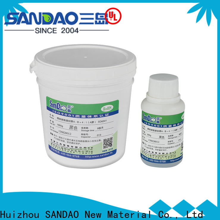 High-quality Two-component addition-type potting adhesive TDS epoxy  supply for electroplating