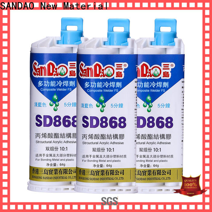 good-package Epoxy resin adhesive series experts for baking paint