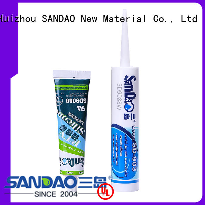 SANDAO newly rtv silicone heat for diode