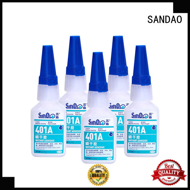 adhesive bonding adhesive price for fixing products SANDAO