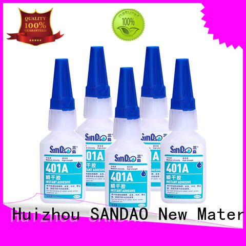 SANDAO Silicone bonding adhesive price for electrical products