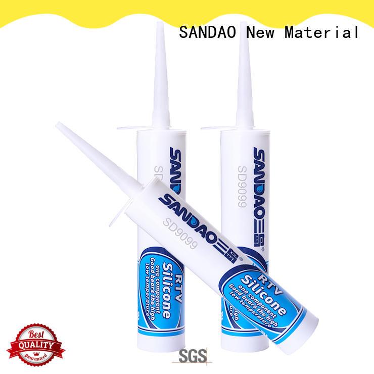 SANDAO environmental rtv silicone rubber factory for converter