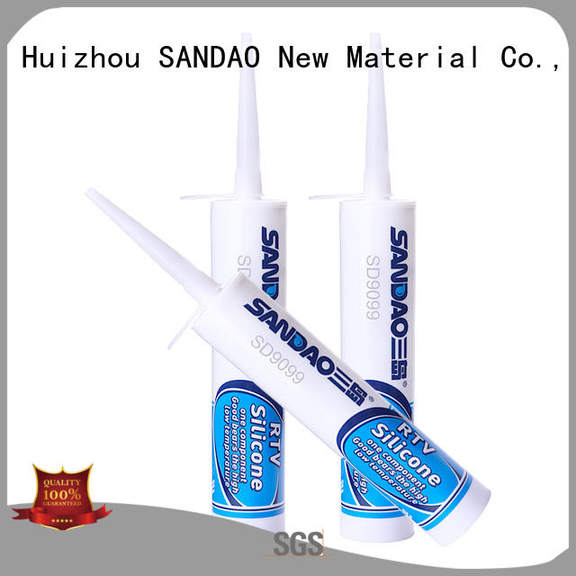 SANDAO printed rtv silicone rubber producer for converter