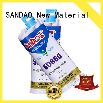 SANDAO bonding resin adhesive effectively for electronic parts