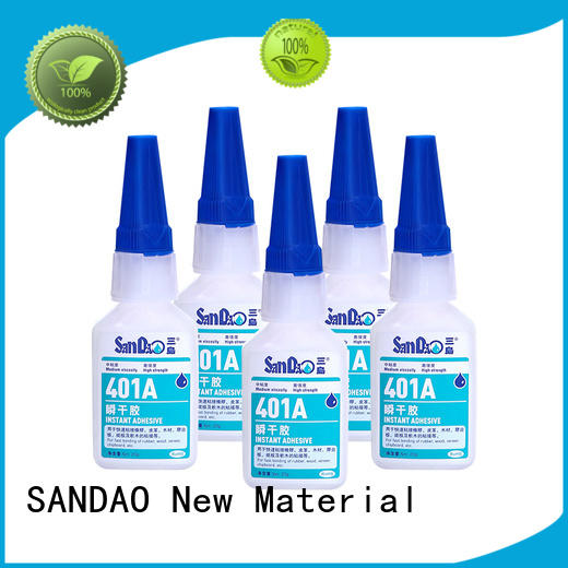special bonding adhesive Silicone marketing for screws