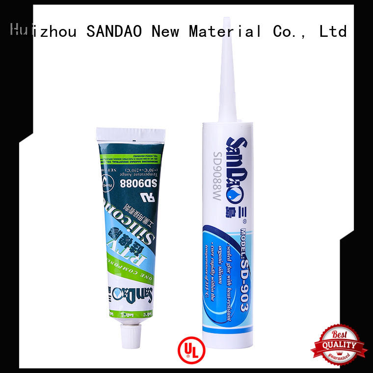 SANDAO heat rtv silicone rubber wholesale for electronic products