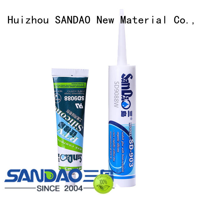SANDAO environmental  rtv silicone rubber producer for substrate