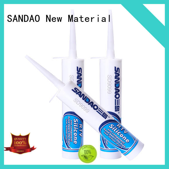 SANDAO silica One-component RTV silicone rubber TDS long-term-use for electronic products