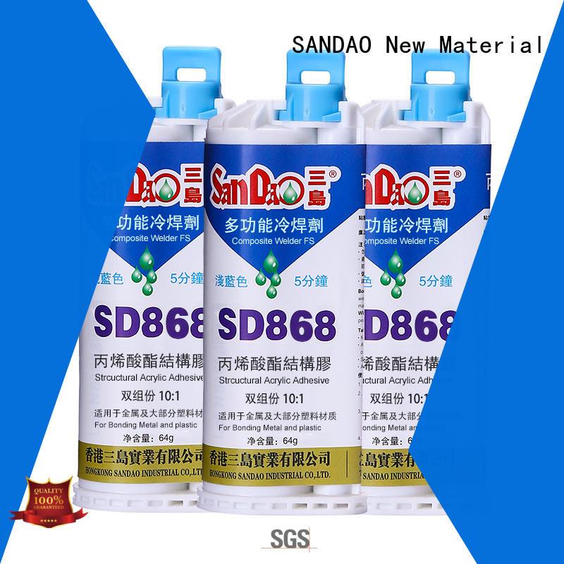 SANDAO potting epoxy resin bulk production for oven