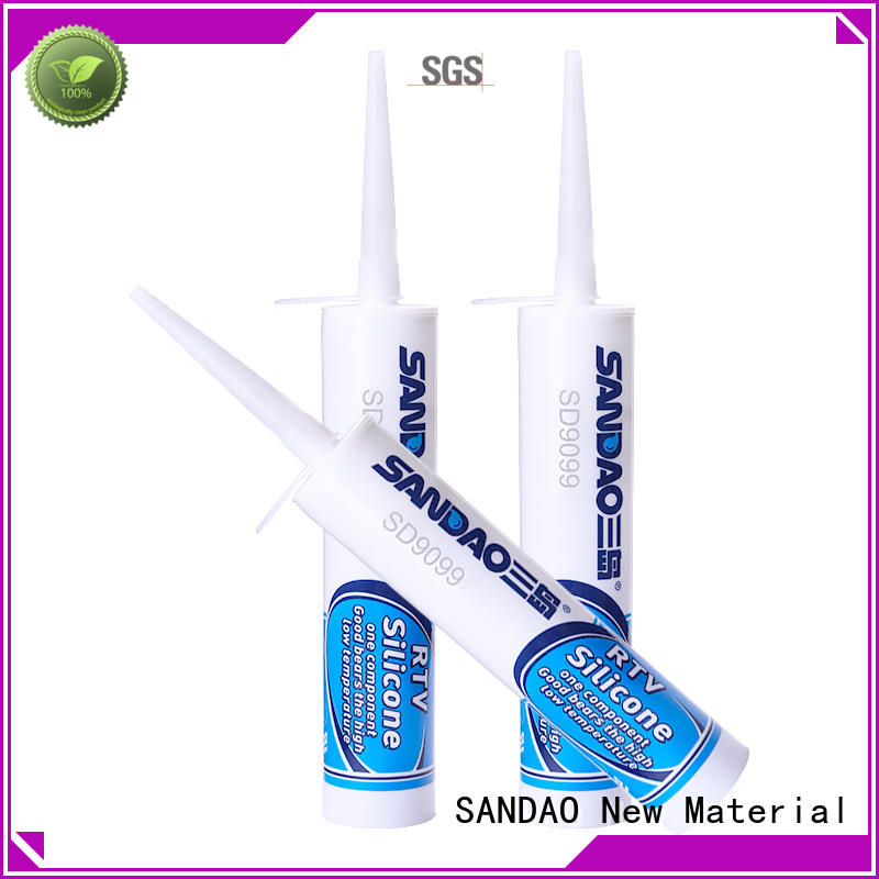 SANDAO high-energy One-component RTV silicone rubber TDS electronic for diode