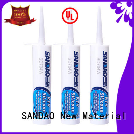 SANDAO rtv silicone rubber for electronic products