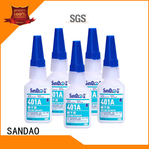 SANDAO effective bonding adhesive for sale for fixing products