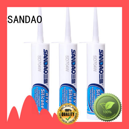 SANDAO economical One-component RTV silicone rubber TDS widely-use for diode