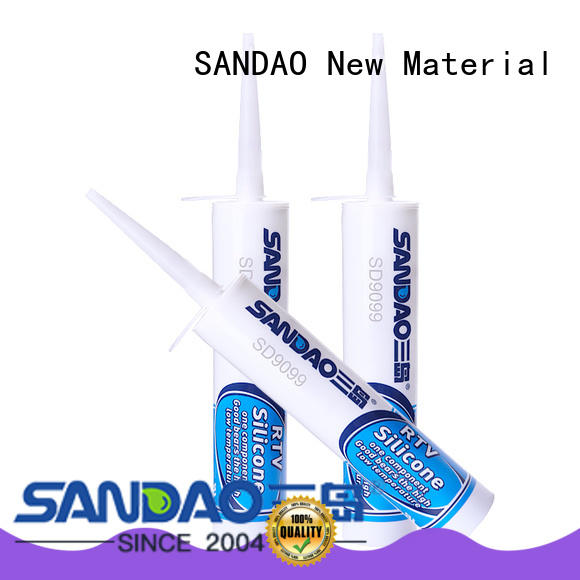SANDAO lamp One-component RTV silicone rubber TDS factory for power module