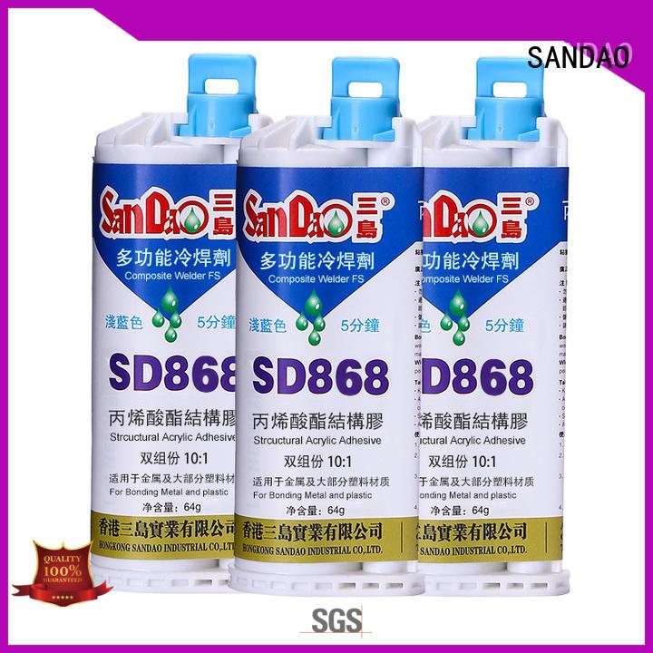 bonding clear epoxy glue for-sale for baking paint SANDAO