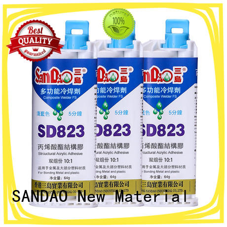 SANDAO inexpensive epoxy resin sealant from manufacturer for TV power amplifier tube