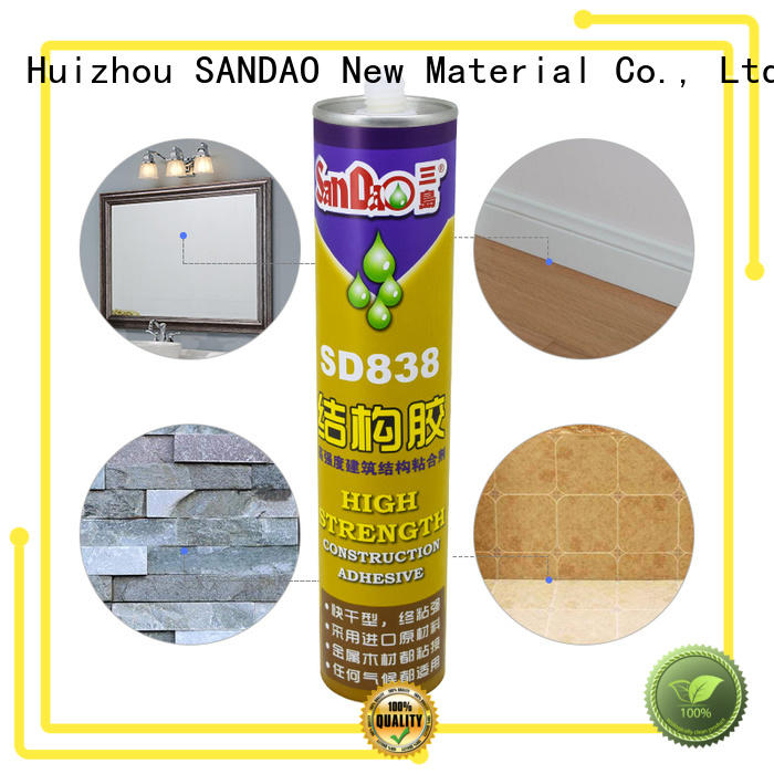 SANDAO allpurpose nail free adhesive for fixing products