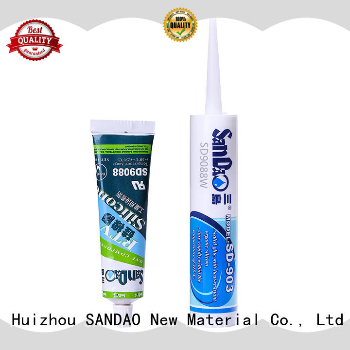 SANDAO new-arrival rtv silicone rubber factory for converter