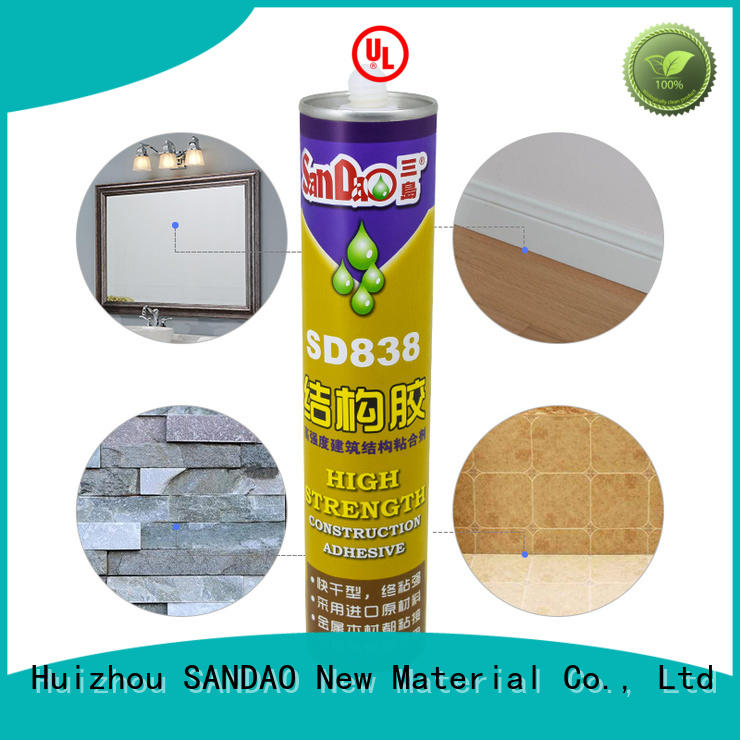 SANDAO adhesive nail free adhesive for electrical products