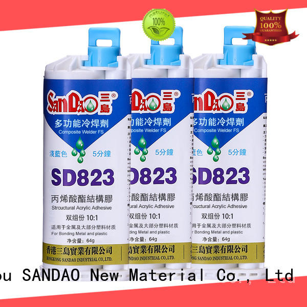 good-package epoxy ab glue potting factory price for Semiconductor refrigeration
