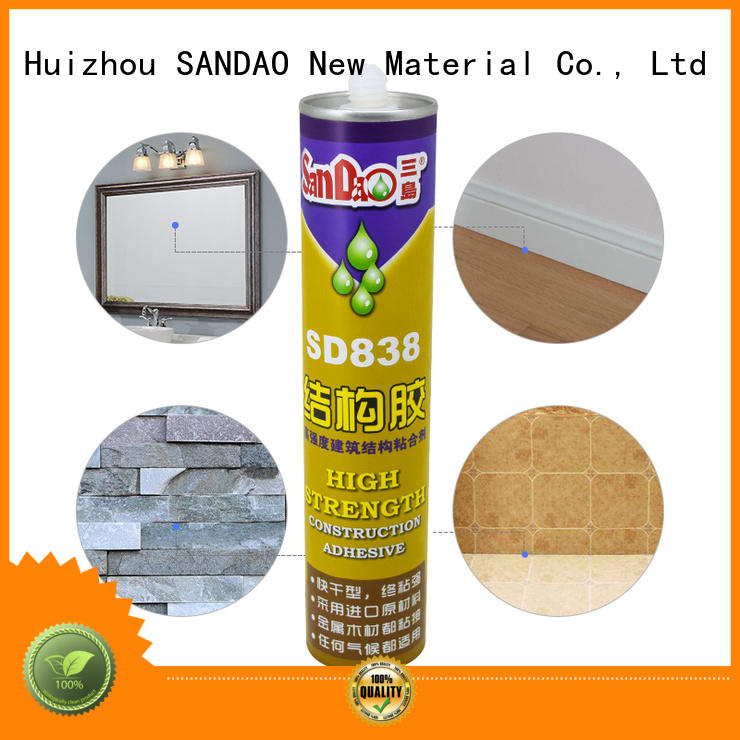 SANDAO useful ms adhesive directly sale for fixing products