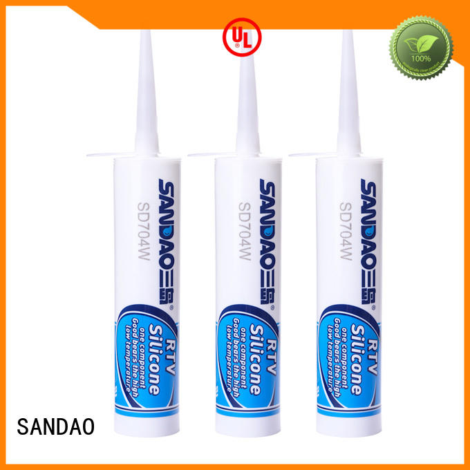 new-arrival rtv silicone rubber heat widely-use for electronic products
