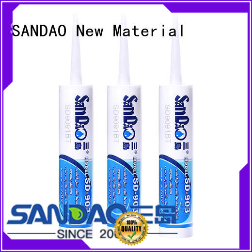 SANDAO onecomponent One-component RTV silicone rubber TDS supply for converter