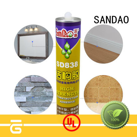nailfree ms polymer sealant from China for electrical products SANDAO