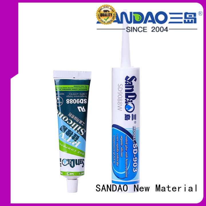 Flame-retardant silica gel SD9088W