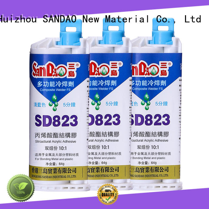 SANDAO parts epoxy adhesive order now for heat sink
