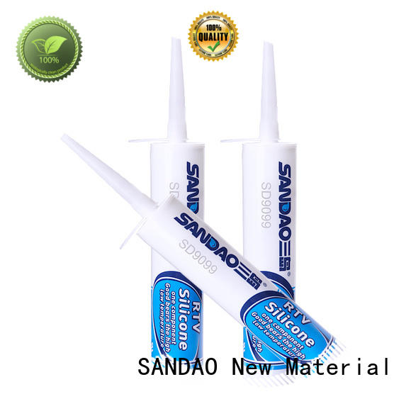 SANDAO rubber rtv silicone rubber factory for diode