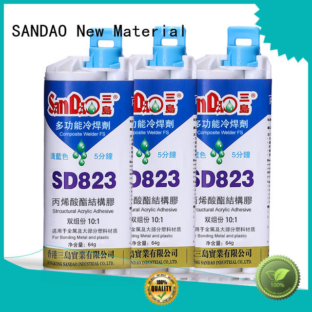 SANDAO inexpensive epoxy ab glue for oven