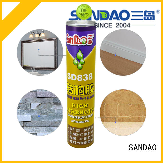durable ms adhesive nailfree for fixing products